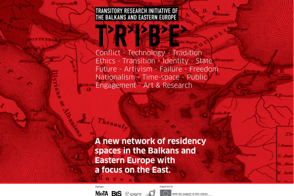 T.R.I.B.E. project OPEN CALL FOR RESIDENCIES HAS CLOSED!